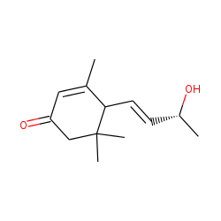 (9R)-9-Hydroxy-4-7E-megastigmadien-3-one