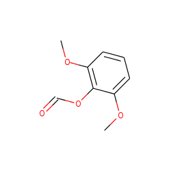 Formic acid, 2,6-dimethoxyphenyl ester