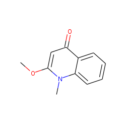 2-Methoxy-1-methyl-4-quinolone