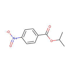 Benzoic acid, 4-nitro-, 1-methylethyl ester