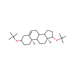 5-Androsten-3,17-diol, TMS
