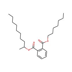 Phthalic acid, dec-2-yl heptyl ester