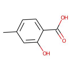 2 Hydroxy 4 Methylbenzoic Acid