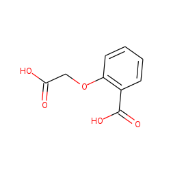 O-(carboxymethoxy) benzoic acid