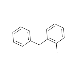 Benzene, 1-methyl-2-(phenylmethyl)-