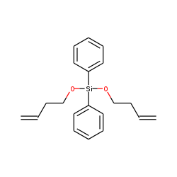 Silane, diphenyldi(but-3-en-1-yloxy)-