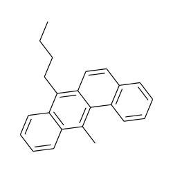 7-Butyl-12-methylbenz[a]anthracene