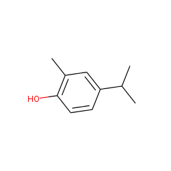 4-Isopropyl-2-methylphenol