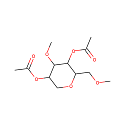 2,4-Di-O-acetyl-1,5-anhydro-3,6-di-O-methyl-D-glucitol