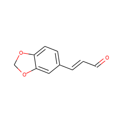 2-Propenal, 3-(1,3-benzodioxol-5-yl)-