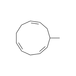 (E,Z,Z)-1,5,9-Cyclododecatriene, 3-methyl