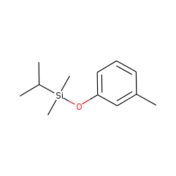1-Dimethylisopropylsilyloxy-3-methylbenzene