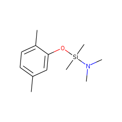 Silane, dimethyl(dimethylamino)(2,5-dimethylphenoxy)-