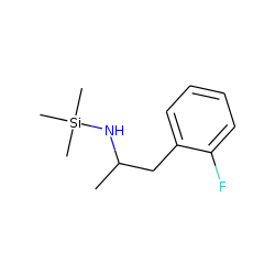 2-Fluoroamphetamine, N-trimethylsilyl-