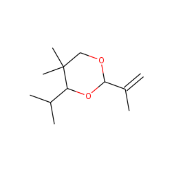 M-dioxane, 2-isopropenyl-4-isopropyl-5,5-dimethyl-