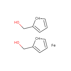 1,1' Bis-(hydroxymethyl) ferrocene