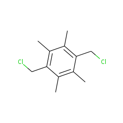 Benzene, 1,4-bis(chloromethyl)-2,3,5,6-tetramethyl-