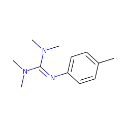 N''-(4-methyl-phenyl)-N,N,N',N'-tetramethyl -guanidine