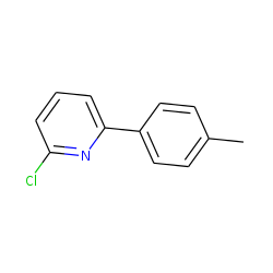 Pyridine, 2-chloro-6-(4-methylphenyl)-
