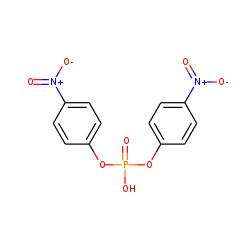 Bis(4-nitrophenyl)phosphoric acid (CAS 645-15-8) - Chemical