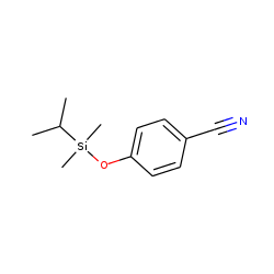 4-Cyano-1-dimethylisopropylsilyloxybenzene