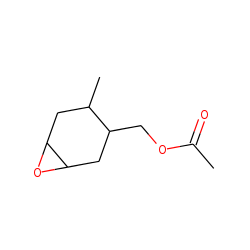 Acetic acid, 3,4-epoxy-6-methylcyclohexyl methyl ester