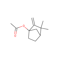 5-Camphenyl acetate
