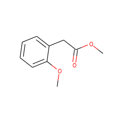 Benzeneacetic acid, 2-methoxy-, methyl ester
