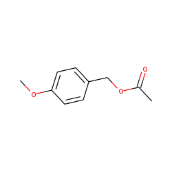 Benzenemethanol, 4-methoxy-, acetate