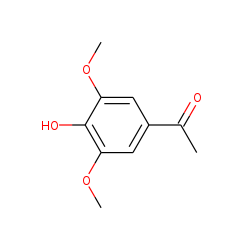 Ethanone, 1-(4-hydroxy-3,5-dimethoxyphenyl)-