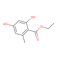 Ethyl 2,4-dihydroxy-6-methylbenzoate