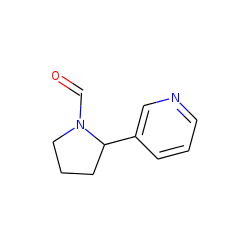 Nornicotine, N-formyl