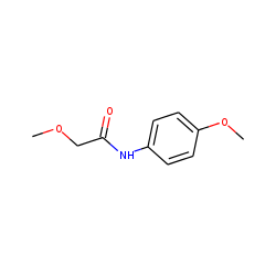 Acetamide, N-(4-methoxyphenyl)-2-methoxy-