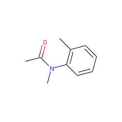 Acetamide,N-methyl-N-(2-methylphenyl)-