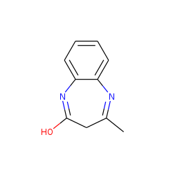 2,3-Dihydro-4-methyl-1H-1,5-benzodiazepin-2-one