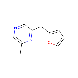 Pyrazine, 2-(2-furfuryl)-6-methyl
