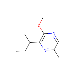 3-sec-Butyl-2-methoxy-5-methylpyrazine