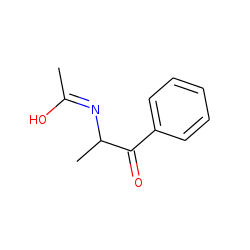 S(-)-Cathinone, N-acetyl-