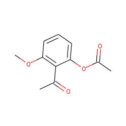 2'-Hydroxy-6'-methoxyacetophenone, acetate