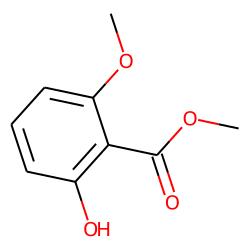 Chemical Properties Of Methyl 2 Hydroxy 6 Methoxybenzoate CAS 22833 69 8