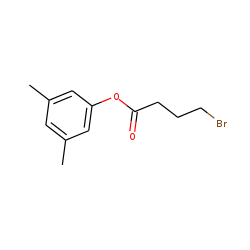 4-Bromobutyric acid, 3,5-dimethylphenyl ester